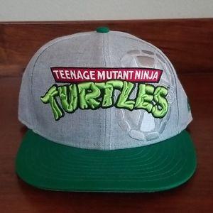 Other - New Era Ninja Turtles embroidered hat